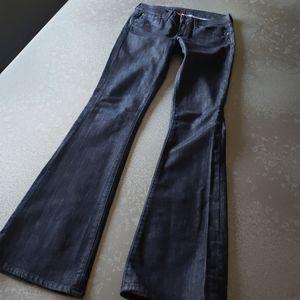 Lucky Brand Zoe Boot Jeans - Dark Wash - Size 2/26